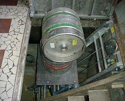 Лифт для пива GEDA Beer lift