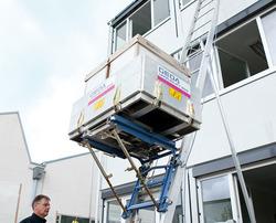 Подъемник для переездов GEDA Removal Hoist