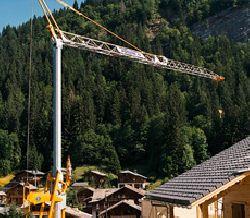 Быстромонтируемый башенный кран Potain IGO MB 13 A