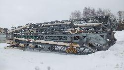 Башенный быстромонтируемый гидравлический кран TEREX CBR40H (2007 г.в., 2008 г.в.)